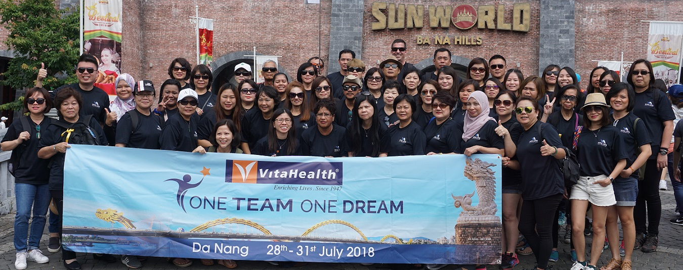 VitaHealth Malaysia Supplement: Achievers' Incentive Trip 2018 Feature Banner - Enriching Lives With Our Supplement For Men & Women, Such As Liver Supplements, Eye Supplements, Skin Whitening Supplements
