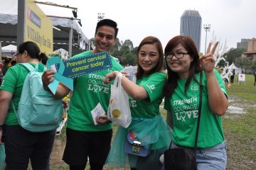 VitaHealth Malaysia Supplement: Relay For Life 2019 Fun Photo - Enriching Lives With Our Liver Supplements, Eye Supplements, Joint Care Supplement, and Supplement For Men & Women