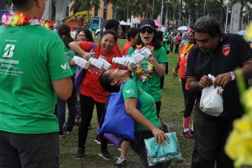 VitaHealth Malaysia Supplement: Relay For Life 2019 Limbo - Enriching Lives With Our Supplement For Men & Women, Such As Liver Supplements, Eye Supplements and Joint Care Supplement