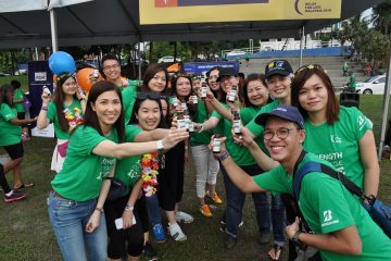 VitaHealth Malaysia Supplement: Relay For Life 2019 Team Photo - Enriching Lives With Our Supplement For Men & Women, Such As Liver Supplements, Eye Supplements and Joint Care Supplement