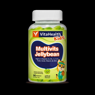 Kids Multivits Jellybean - Kids Supplements