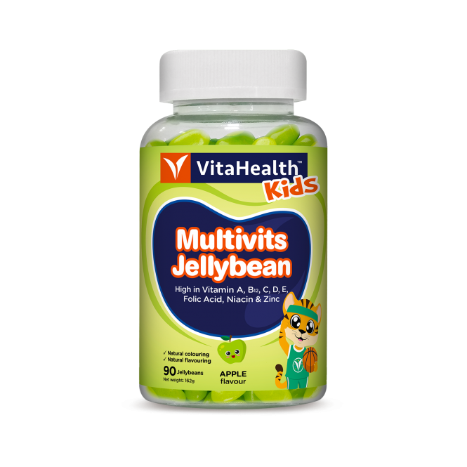 Kids Multivits Jellybean - Kids Supplements For An Extra Nutrition Boost