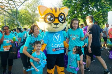 VitaHealth Malaysia Supplement: #KamiCaring Run Learn Loki - Enriching The Lives of The Next Generation With Our Kids Supplements