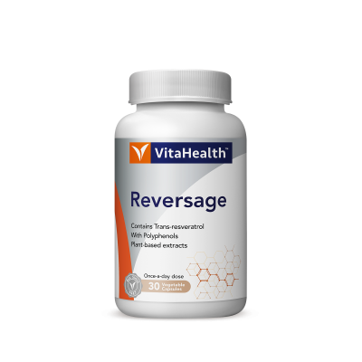 VitaHealth Malaysia Supplement: Reversage - Skin Whitening Supplements To Preserve Youthful Skin
