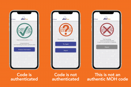 Authentic Code Checker Page-01